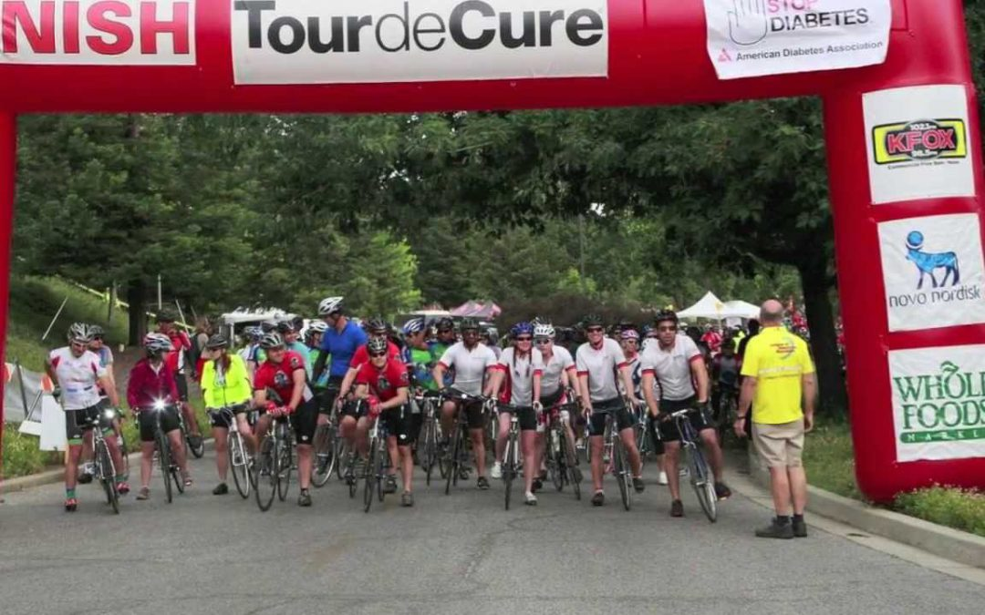 DFW Tour de Cure