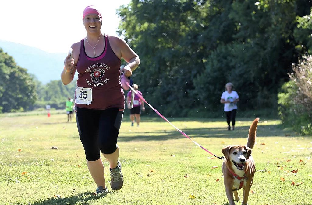 Pups and Pints Trail Run